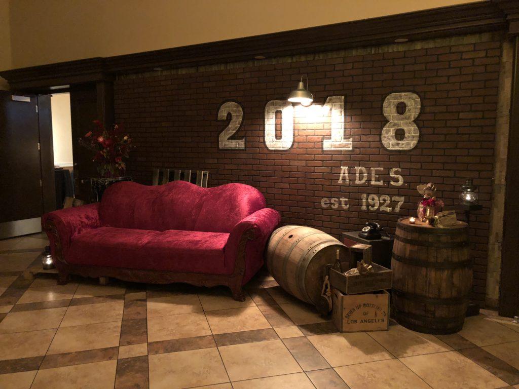 Grand Hall Reception Bar