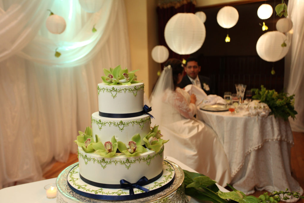 Quinceanera Wedding Reception at ADES
