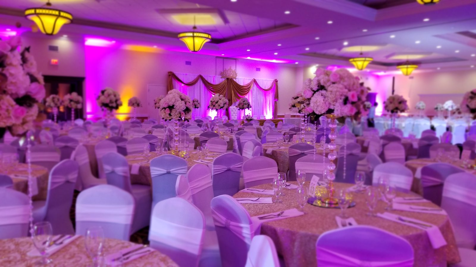 Grand Hall Quinceanera