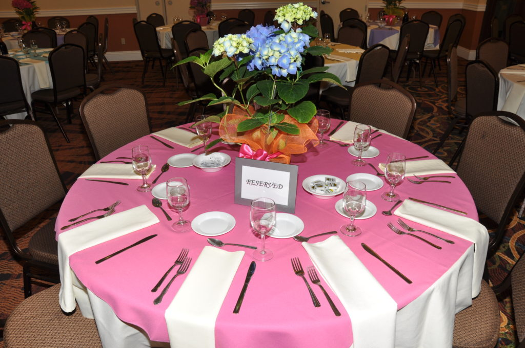 Grand Hall Spring Luncheon