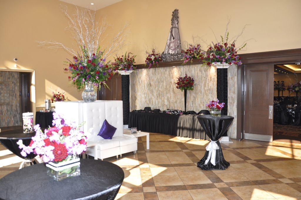 Grand Bar Wedding Lounge