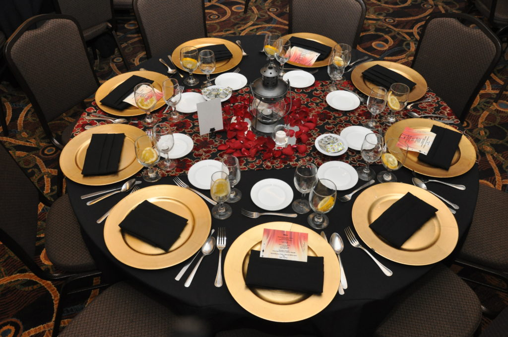 Artesia DES Grand Hall Dinner